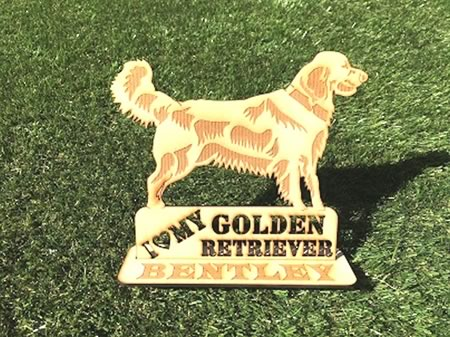 I Love My Golden Retriever