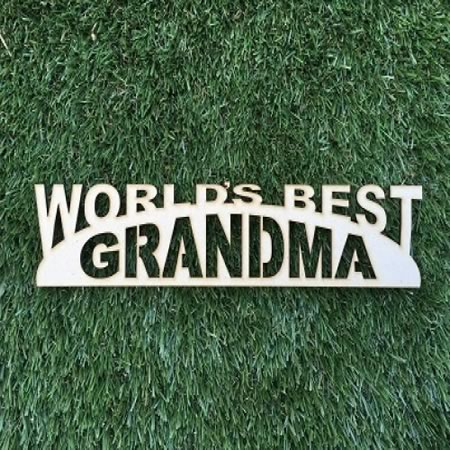 Worlds Best Grandma
