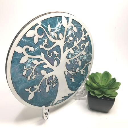 Tree of Life Acrylic Plaque