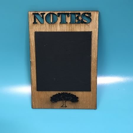 Notes Board - Fridge Magnet