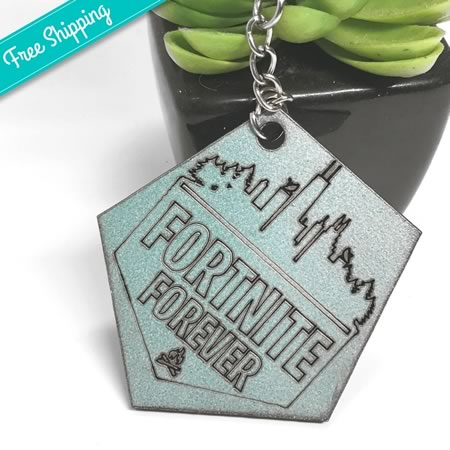 Fortnite Keyring