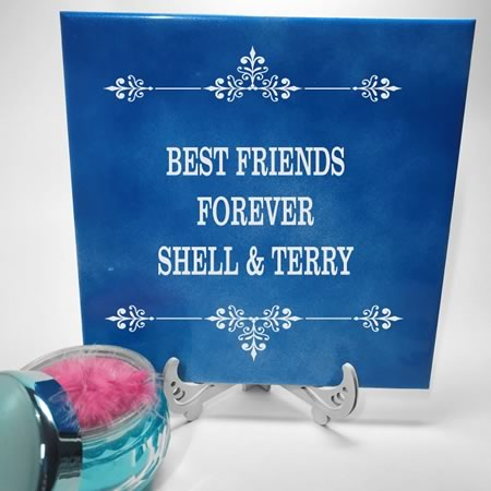 Best Friends Forever Tile