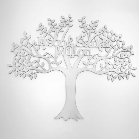 Family Tree with Names