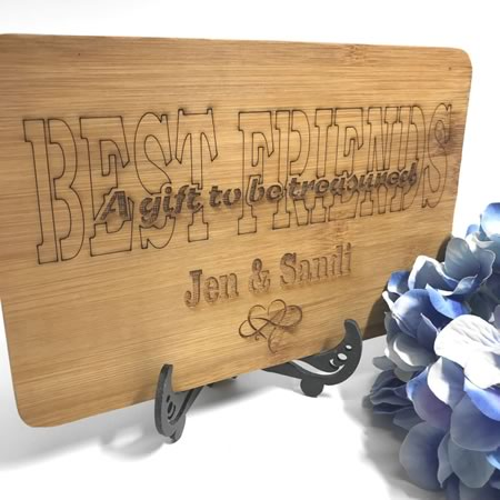 Chopping Board - Mini Best Friend Gift