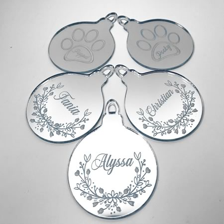 Christmas Ornament - Personalised