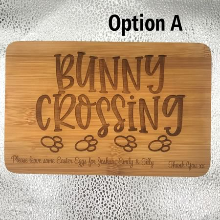 Easter Bunny Mini Boards
