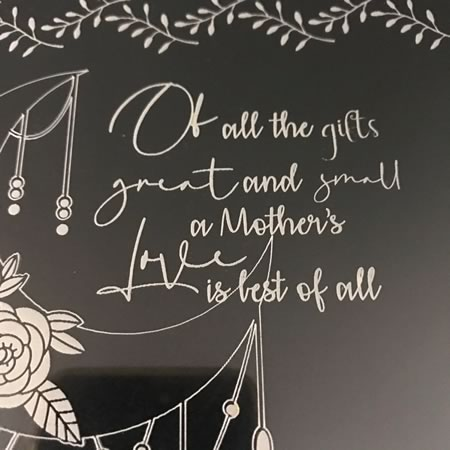 Mothers Day Gift Sign