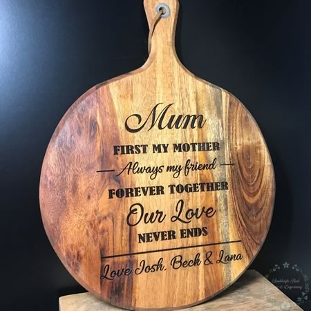 Mum Gift Chopping Board