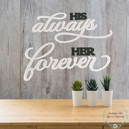 His Always Her Forever