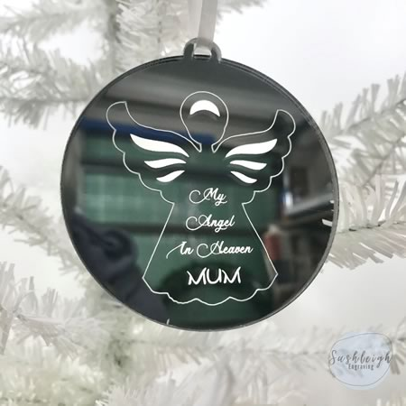 Memorial Ornament - My Angel in Heaven