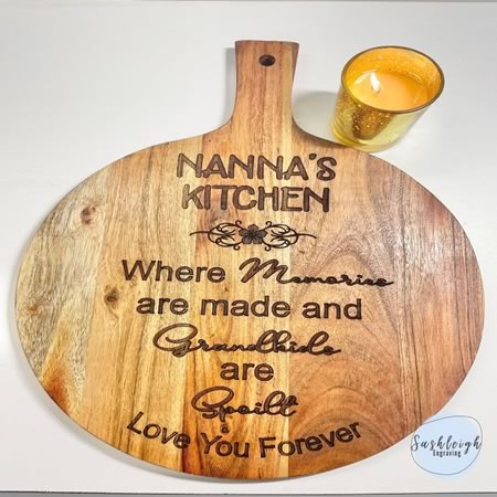 Chopping Board - Nannas Kitchen
