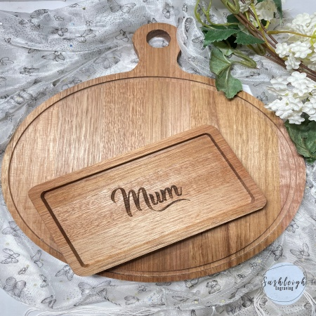 Mothers Day Special - Chopping Board Set